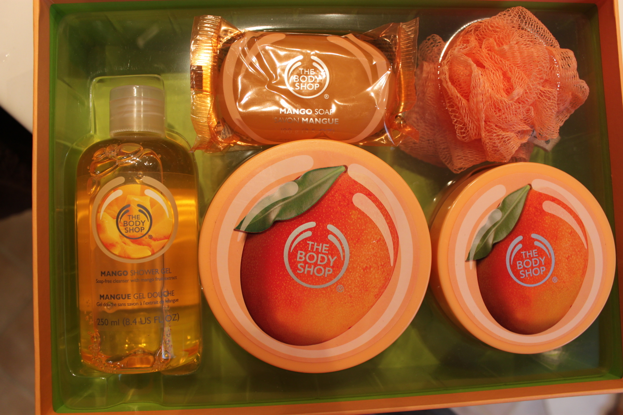 the body shop persika